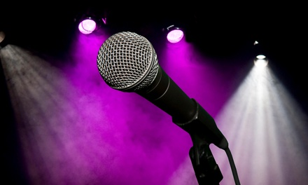 Standup-Comedy Show for Two at Club Velvet on February 26–April 5 (Up to 58% Off)
