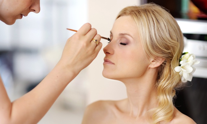 Beauty Muse - Cranston: Trial Makeup and Hair for Brides or Special-Occasion Makeup and Hair at Beauty Muse (50% Off)