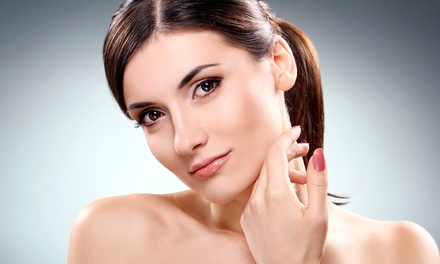 $89 for Microblast Permanent Eyelash Simulation for Top or Bottom Eyelids at ThINK Pure Skin ($475 Value)