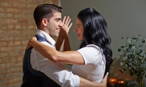 DanceCrush: Four or Eight One-Hour Salsa or Bachata Dance Classes at DanceCrush (Up to 56% Off)