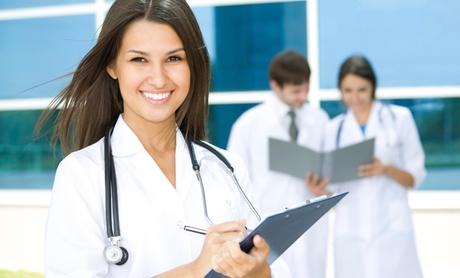 Certificado médico-psicotécnico por 19 € en Retiro