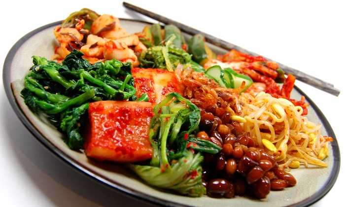 Triple B Fresh - Dupont Circle: Korean Food at Triple B Fresh (40% Off). Three Options Available.