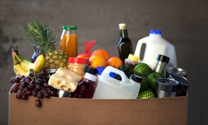 Short Run Delivery - Birmingham: $97 for $147 Worth of Grocery Delivery — Short Run Delivery