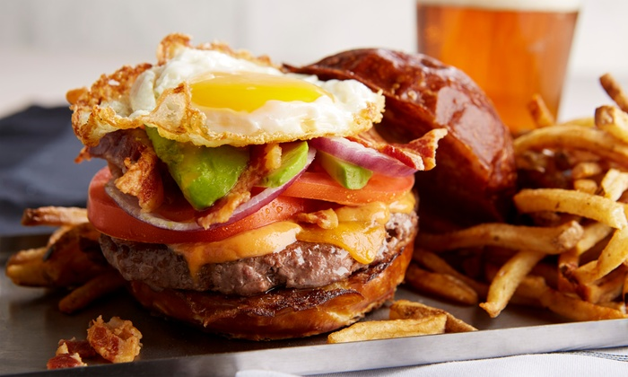 Digby's Pub and Patio - Lafayette: New American Food at Digby's Pub and Patio (Up to 40% Off). Three Options Available.