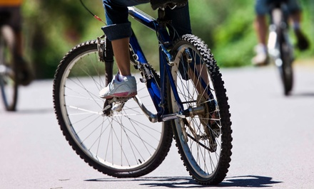 Two-Hour Bike Tour or Bike Rental for Two from Franklin On Foot (Up to 45% Off)