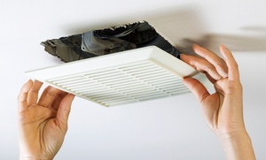 B Green Service: Air-Duct Cleaning with Furnace Inspection from B Green Service (65% Off)