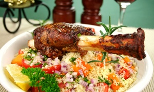 Afghan Cuisine For Two Or Four Or More People At Kabul Afghan Cuisine (47% Off)