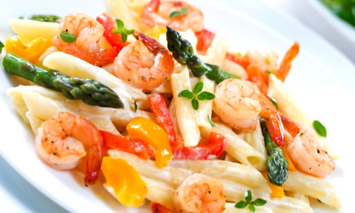 Pane Vino - Central Business District: $12 for $20 Worth of Italian Food for Lunch at Pane Vino