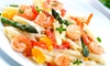 Pane Vino Ristorante - Central Business District: $12 for $20 Worth of Italian Food for Lunch at Pane Vino