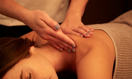60-Minute Therapeutic Massage from Still Lucidity (47% Off)