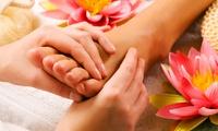 30 Min. med. Fußpflege inkl. Fuß-Massage bei Elfie Seemann - Praxis für Fach-Fußpflege und Reiki (bis zu 56% sparen*)