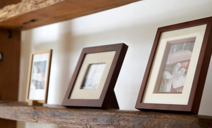 $100 Toward Custom <strong>Framing</strong> Services at Nainsook <strong>Framing</strong> & Art (75% Off)