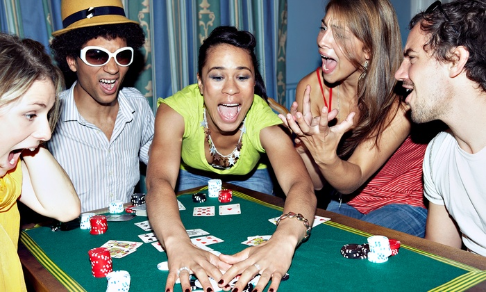 Just Play Entertainment - Chicago: $248 for a $450 Game Night for Up to 48 People — Just Play Entertainment
