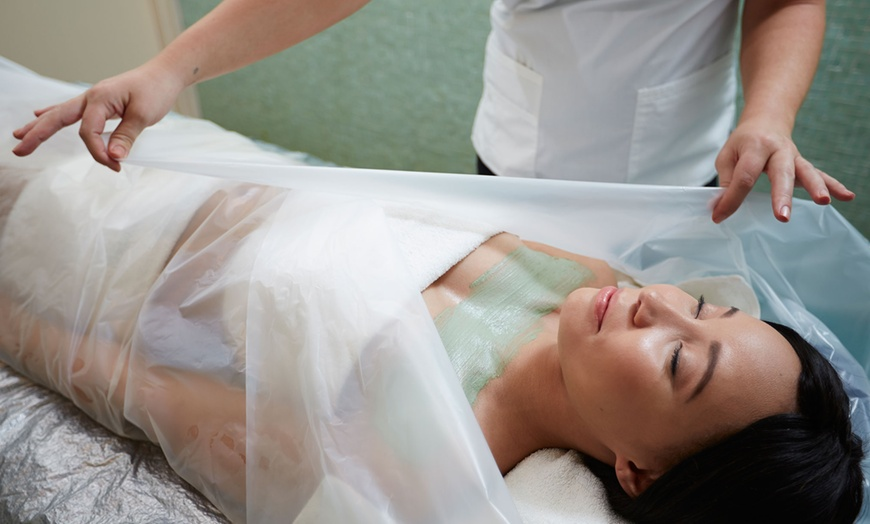 slimming body wrap spa)