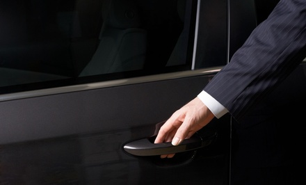 $100 for $200 Worth of Black Car Services from Claddagh Limo Service