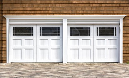 Up to 74% Off Garage Door Services at Pop's Garage Doors