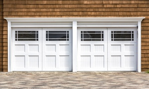 ABC Garage Doors and Repair: Garage-Door Tune-Up with Option for Roller Replacement from ABC Garage Doors and Repair (Up to 67% Off)