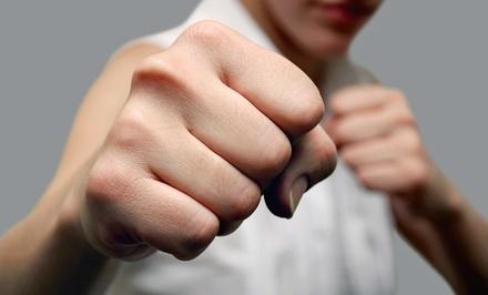 1 o 3 meses de clases de defensa personal desde 6,90 € en Defensa Personal-Jiu Jitsu Escaleritas