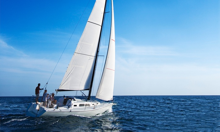 Seaforth Boat Rental - Multiple Locations: Two-Day Sailing 101 Course for One, Two, or Four at Seaforth Boat Rentals (50% Off)