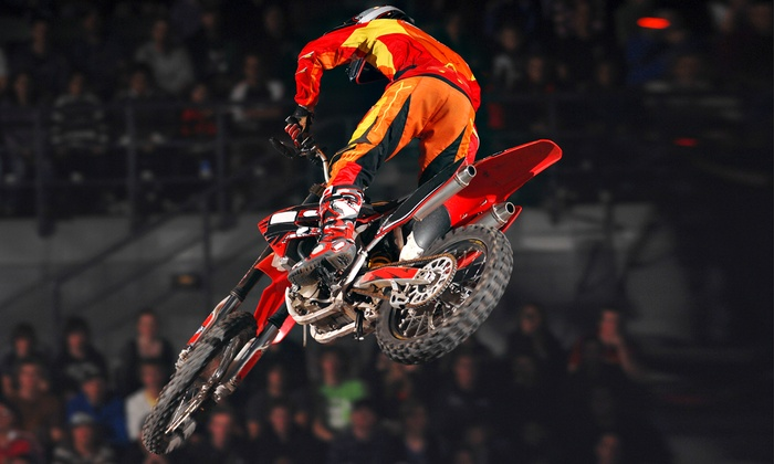 Arctic Cat Nitro Arenacross - Multiple Locations: One Ticket to the The Arctic Cat Nitro Arenacross Tour on November 20 or February 5 (Up to Half Off).