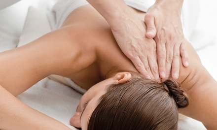 One or Two 60-Minute Deep-Tissue Massages from Paulina at Our Sacred Space (Up to 56% Off)