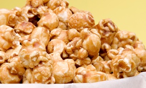 Chicago Kernel Gourmet Popcorn: Gourmet Popcorn and Frozen Treats at Chicago Kernel Gourmet Popcorn (Up to 50% Off). Two Options Available.