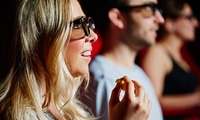 7D Cinema Experience For Up to 20 Guests With Pizza and Drinks at 7D Cinema Wales