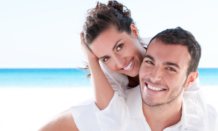 Raio Dental - Multiple Locations: Dental Exam, Cleaning, and X-rays with Optional Teeth-Whitening Treatment at Raio Dental (Up to 80% Off)