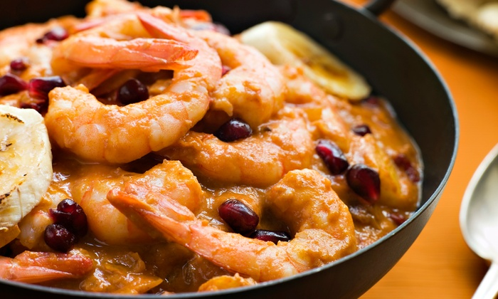Rimjhim Indian Cuisine - Winchester: Two-Course Indian Meal with Rice for One, Two or Four at Rimjhim Indian Cuisine (Up to 56% Off)