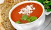 The Courtyard Restaurant - Wells: Two-Course Meal A La Carte for Up to Four at The Courtyard Restaurant (Up to 37% Off)