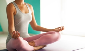 The Yoga Collective: 12 Months of Online Yoga Classes with The Yoga Collective (Up to 82% Off)