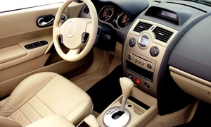 Interior Detailing Package For A Car Or Suv From Custom Car Detail (up To 64% Off)