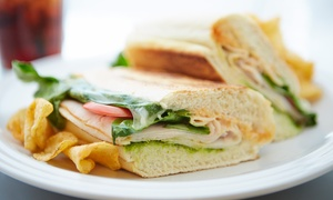 Anne Marie's Restaurant: Bistro Cuisine for Lunch at Anne Marie's Restaurant (Up to 50% Off). Two Options Available.