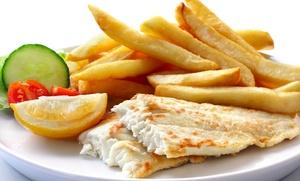 restop:  Slibtong of gegrilde steak menu lunch of diner voor 2-3 of 4 personen bij Restop in Desteldonk
