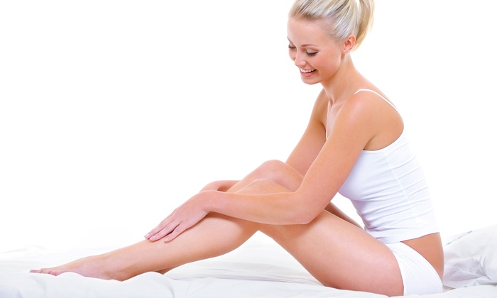 The PRP Institute - Teaneck: 6 Soprano Laser Hair-Removal Treatments for a Small, Medium, or Large Area at The PRP Institute (Up to 87% Off)