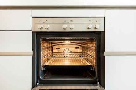 Full Oven Clean with Optional Hob Clean from Select Oven Cleaning