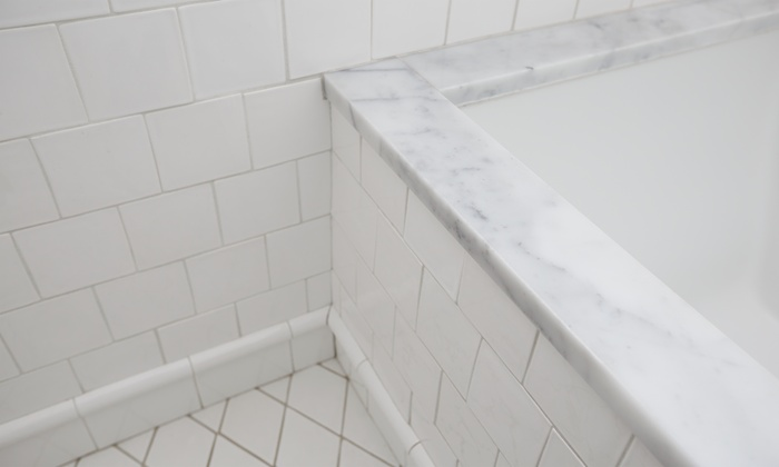 Bathtub Caulking Or Refinishing Eco Bathtub Tile Restoration - Bathroom tile restoration