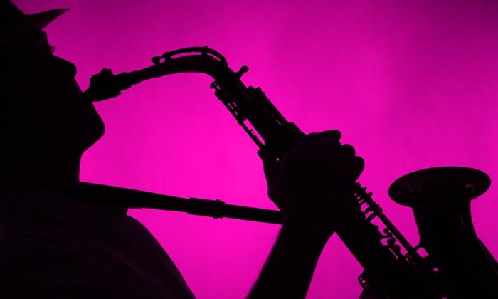 "A ""Pink in December"" Jazz Night - Blue Restaurant and Bar: A ""Pink in December"" Jazz Night at Blue Restaurant and Bar on Saturday, December 27, at 7 p.m. (Up to 47% Off)"