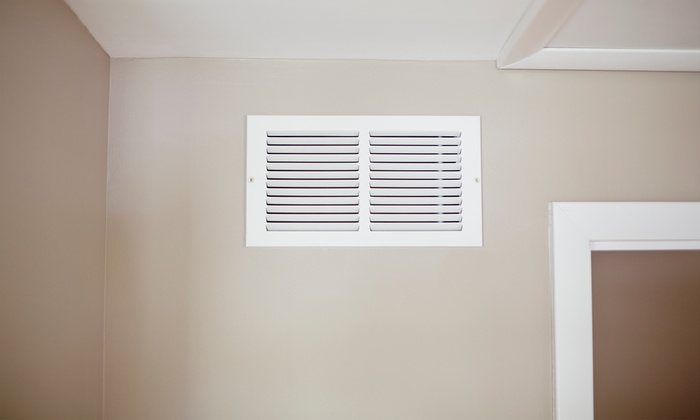 Eco Air - Orlando: $25for a Whole-House Air Duct Cleaning from Eco Air ($330 Value)