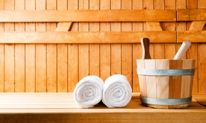 Healing Touch Therapy Spa: Three or Five Infrared-Sauna Sessions at Healing Touch Therapy Spa (50% Off)