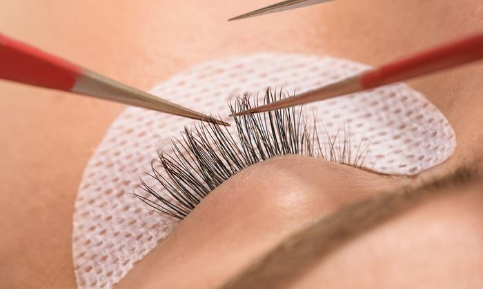f9dec534cf7 Eyelash Extensions - Danielle at Beauty & Brow Bar | Groupon