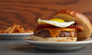 Oldies N' Goodies: American Food for Breakfast, Lunch or Dinner for Two or Four at Oldies N' Goodies(Up to 50% Off)