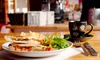 Tea House Inc - Baltimore: Tea and Sandwiches at Tea House Inc (40% Off). Two Options Available.