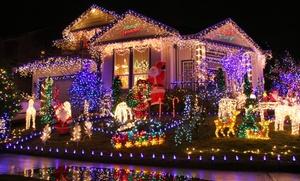 25% Off Christmas Lights Tour at Charlotte NC Tours at Charlotte NC Tours, plus 6.0% Cash Back from Ebates.