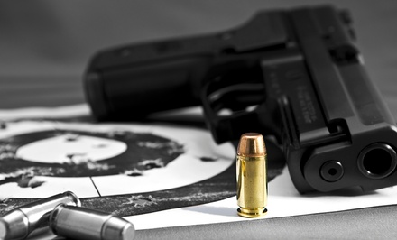 CCW Class, Advanced Gun Class, Combo Class, or CCW Class for 2 at Miami Valley Shooting Grounds (Up to 53% Off)