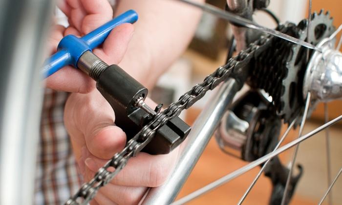 Zippy's Bikes - Wildwood: Half-Day Bike Rental, Single-Speed or Multi-Speed Bike Tune-Up at Zippy's Bikes (50% Off)