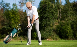 Beacon Park Golf Centre: 18 Holes of Golf with Drink and Optional Buggy Hire for Two or Four at Beacon Park Golf Centre (Up to 62% Off)
