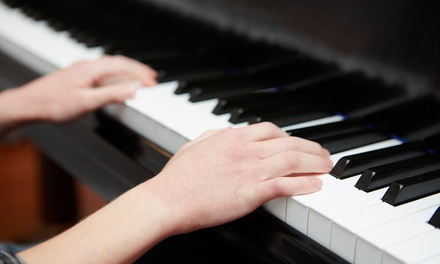 One Year of Online Piano Lessons from Rockstar Academy (97% Off)
