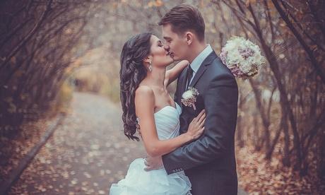 Descuento de 300 € para un reportaje fotográfico de boda a elegir por 59 € en El Estudio de Fotografía