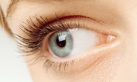 Colocación de extensiones de pestañas pelo a pelo en ambos ojos por 19 €